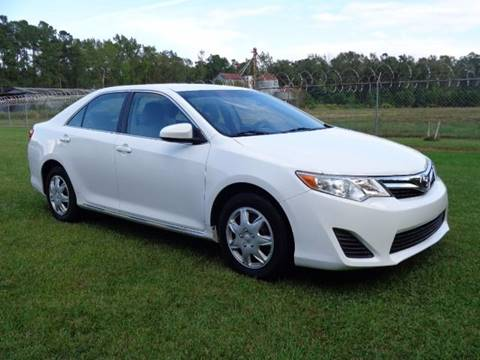 2013 Toyota Camry for sale in Pamplico, SC
