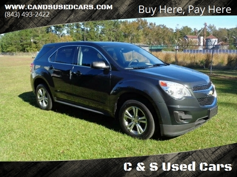 Windham Motors Florence >> 2014 Chevrolet Equinox For Sale in South Carolina - Carsforsale.com®