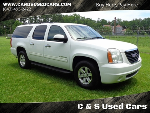 2011 GMC Yukon XL for sale in Pamplico, SC