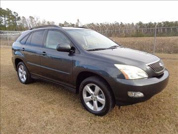 2007 Lexus RX 350 for sale in Pamplico, SC