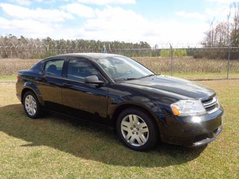 2013 Dodge Avenger for sale in Pamplico, SC