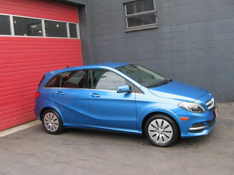 2014 Mercedes Benz B Class For Sale At Paramount Motors NW In Seattle WA