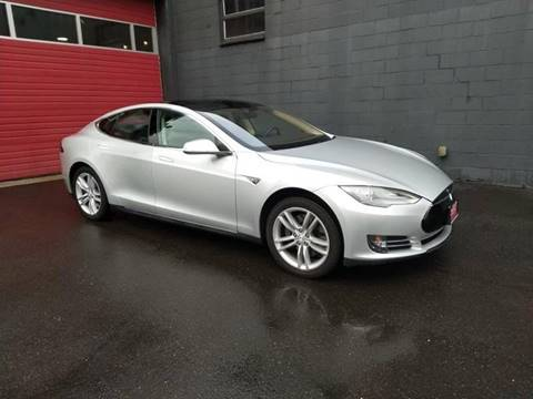 2012 Tesla Model S for sale in Seattle, WA