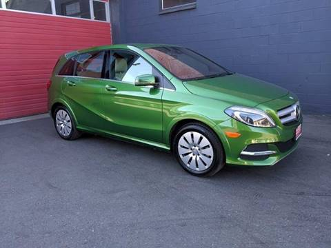 2016 Mercedes-Benz B-Class for sale in Seattle, WA