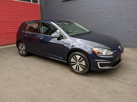 2016 Volkswagen e-Golf for sale in Seattle, WA