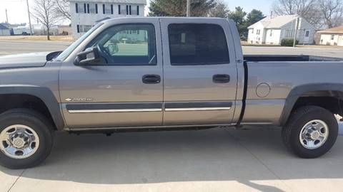 2006 Chevrolet Silverado 2500HD for sale in New Vienna, IA