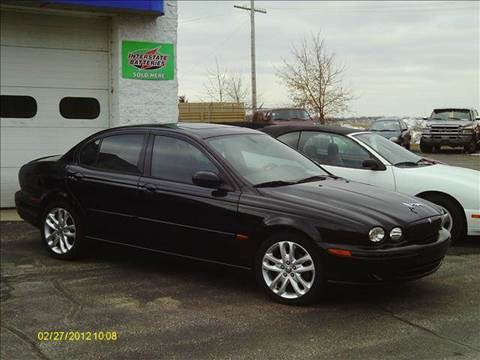 2003 Jaguar X-Type for sale at LOREN'S AUTO SALES in Oshkosh WI