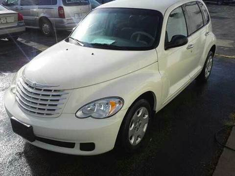 2006 Chrysler PT Cruiser for sale at LOREN'S AUTO SALES in Oshkosh WI