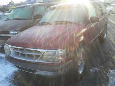 1996 Ford Explorer for sale at LOREN'S AUTO SALES in Oshkosh WI