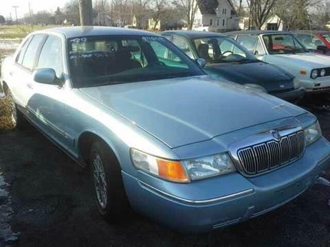 1999 Mercury Grand Marquis for sale in Oshkosh WI
