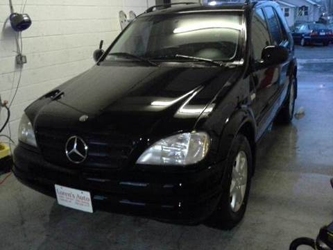 1999 Mercedes-Benz M-Class for sale at LOREN'S AUTO SALES in Oshkosh WI