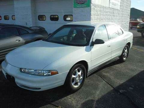 2000 Oldsmobile Intrigue for sale at LOREN'S AUTO SALES in Oshkosh WI