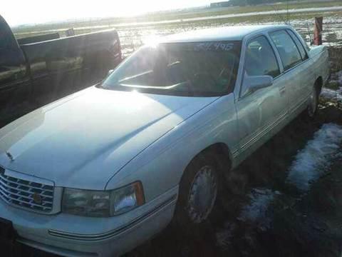 1997 Cadillac DeVille for sale at LOREN'S AUTO SALES in Oshkosh WI