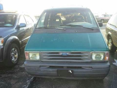 1993 Ford Aerostar for sale in Oshkosh, WI