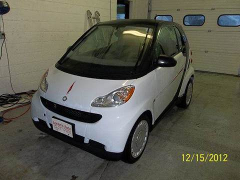 2009 Smart fortwo for sale in Oshkosh WI