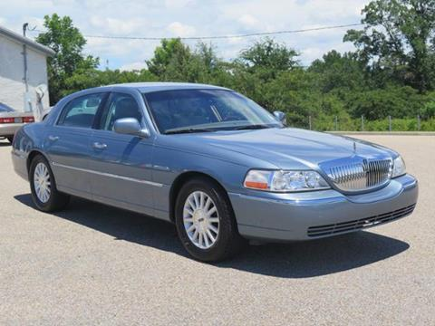 2003 Lincoln Town Car for sale in Clanton, AL