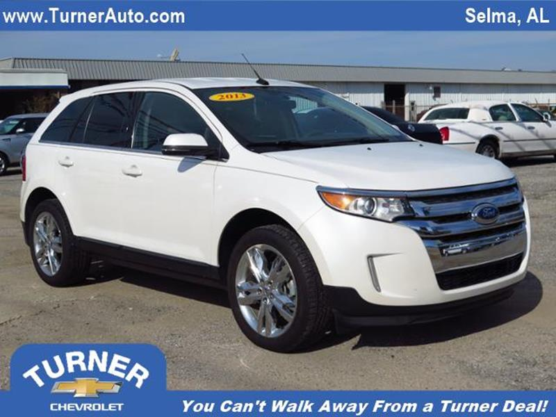 2013 Ford Edge Limited 4dr Crossover In Clanton AL - Best Cars Inc