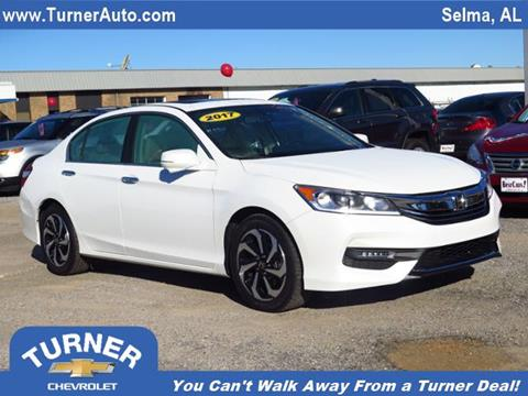 2017 Honda Accord for sale in Clanton, AL