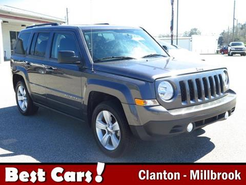 2017 Jeep Patriot for sale in Clanton, AL