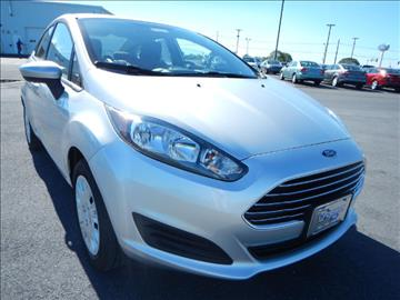 2015 Ford Fiesta for sale in Chambersburg, PA