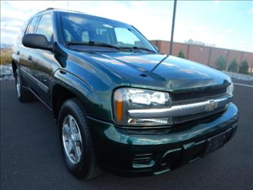 2003 Chevrolet TrailBlazer for sale in Chambersburg, PA
