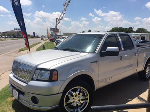 2007 Lincoln Mark LT for sale in Ponca City, OK