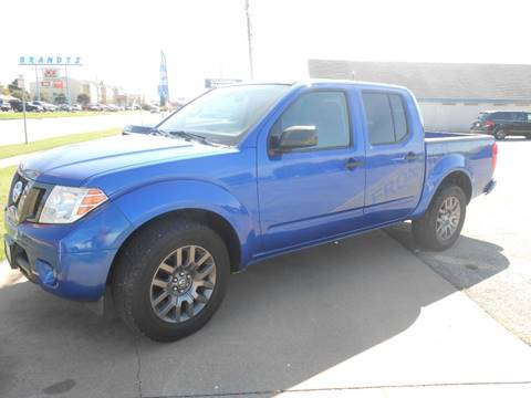 2012 Nissan Frontier for sale in Ponca City, OK