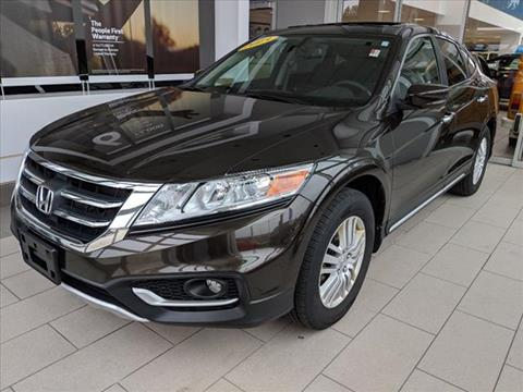 2013 Honda Crosstour for sale in Brooksfield, WI