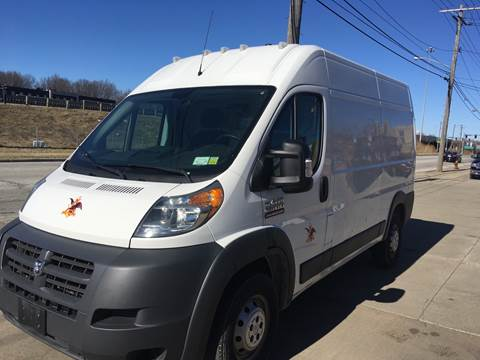 2014 RAM ProMaster Cargo for sale in Euclid, OH