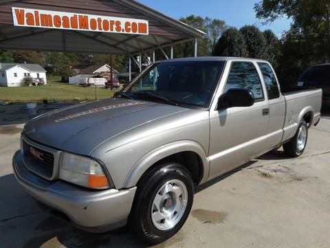 2001 GMC Sonoma for sale in Lenoir, NC