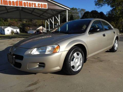 2003 Dodge Stratus for sale in Lenoir, NC