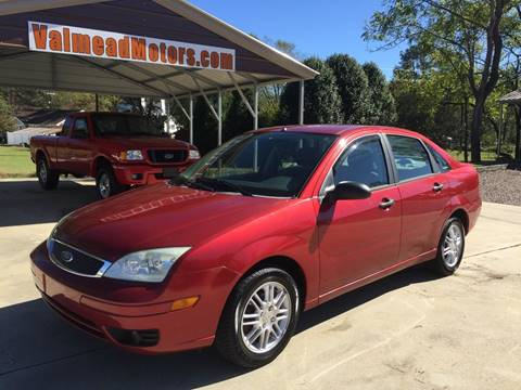 2005 Ford Focus for sale in Lenoir, NC