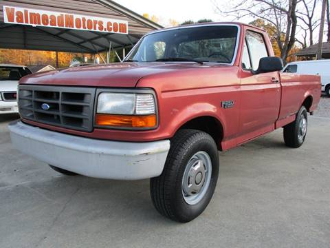 1995 Ford F-250 for sale in Lenoir, NC