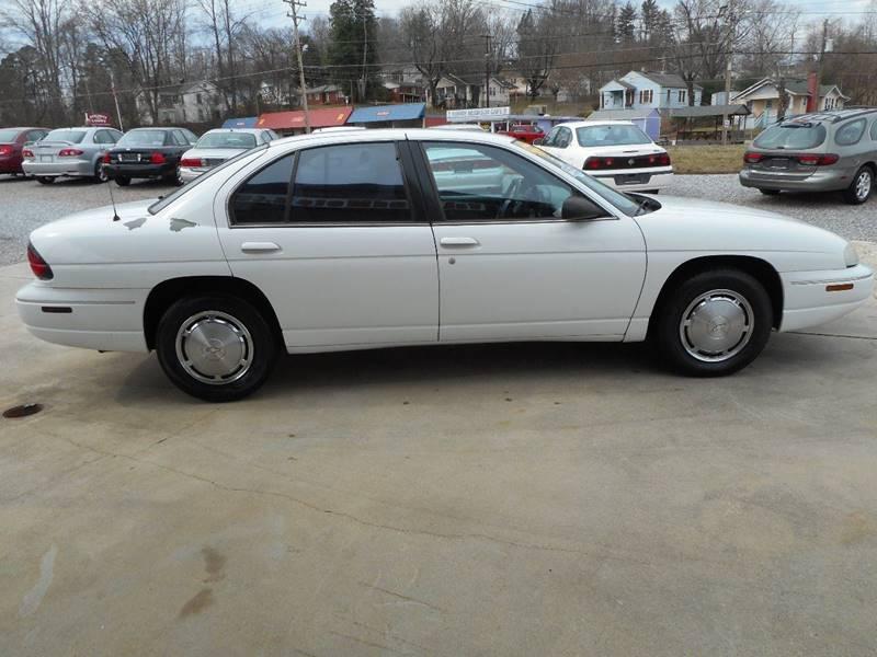 1997 Chevrolet Lumina 4dr Sedan - Lenoir NC