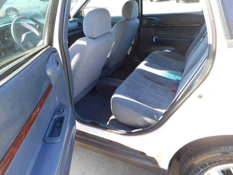 2005 Chevrolet Impala 4dr Sedan - Lenoir NC