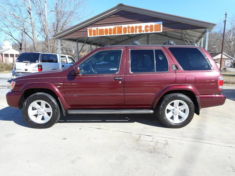 2003 Nissan Pathfinder SE 4WD 4dr SUV - Lenoir NC