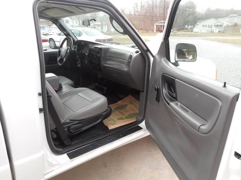 2005 Ford Ranger 2dr Standard Cab XL RWD SB - Lenoir NC