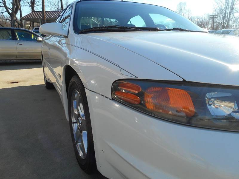 2002 Pontiac Bonneville SLE 4dr Sedan - Lenoir NC