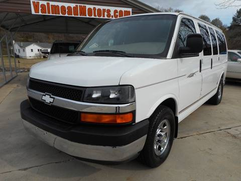2003 Chevrolet Chevy Van for sale in Lenoir, NC