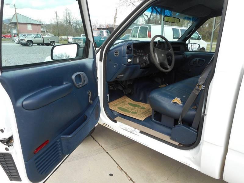 1999 Chevrolet C/K 2500 Series 2dr C2500 Standard Cab LB HD - Lenoir NC
