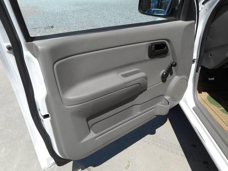 2005 Chevrolet Colorado 4dr Extended Cab Z85 Rwd SB - Lenoir NC