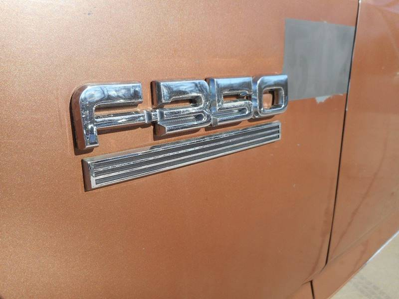 1987 Ford F-350  - Lenoir NC