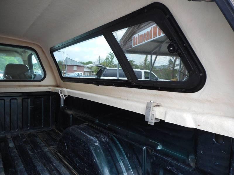 2004 Chevrolet Silverado 1500 2dr Standard Cab 4WD SB - Lenoir NC