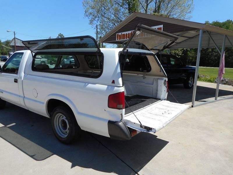 1995 Chevrolet S-10 2dr Standard Cab LB - Lenoir NC