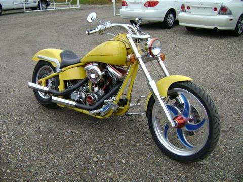 2001 Big Dog MASTIFF for sale at Tom Boyd Motors in Texarkana TX