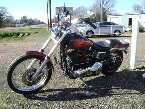 1995 Harley-Davidson DYNA WIDE GLIDE for sale in Texarkana, TX