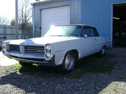 1964 Pontiac Catalina for sale at Tom Boyd Motors in Texarkana TX