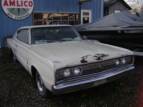 1966 Dodge Charger for sale at Tom Boyd Motors in Texarkana TX