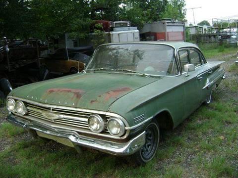 1960 Chevrolet Caprice for sale at Tom Boyd Motors in Texarkana TX