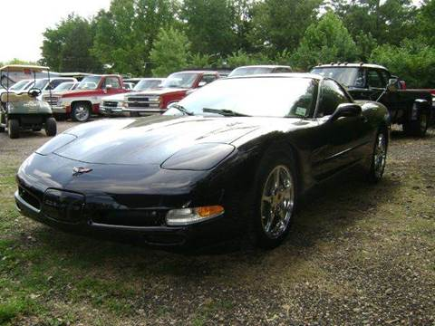 1999 Chevrolet Corvette for sale at Tom Boyd Motors in Texarkana TX